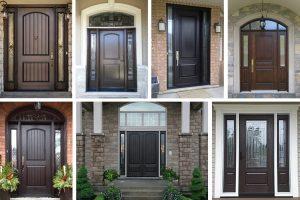 doors fiberglass